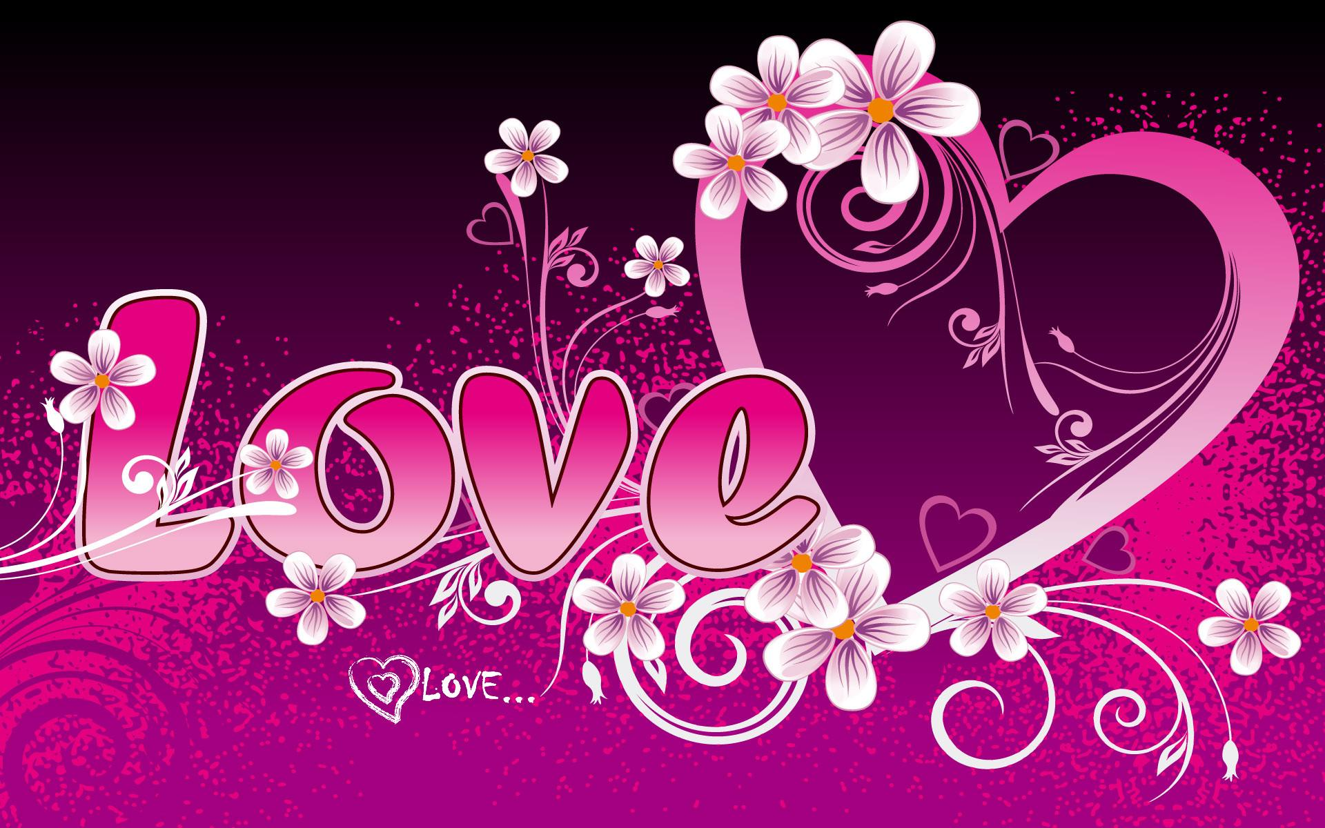 Love Heart Wallpaper 07 1920x1200 340x220