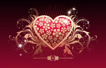 Love Heart Wallpaper 10 1920x1200 340x220