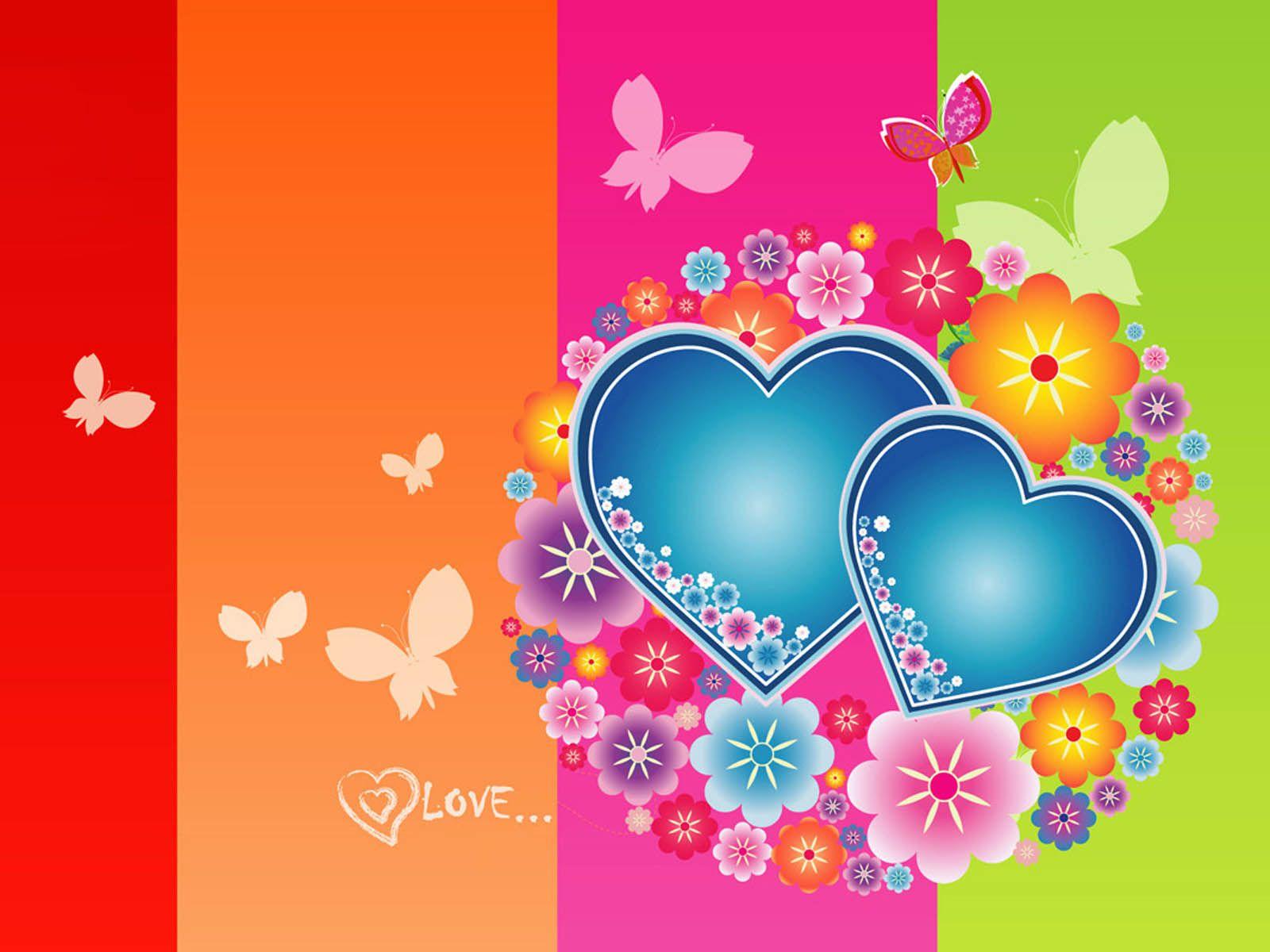 Love Heart Wallpaper 19
