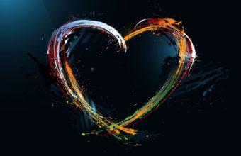 Love Heart Wallpaper 20 1600x1000 340x220