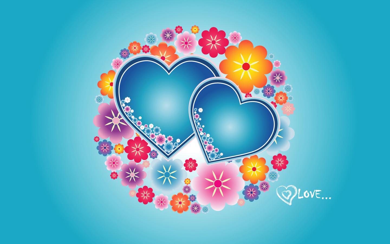 Love Heart Wallpaper 33