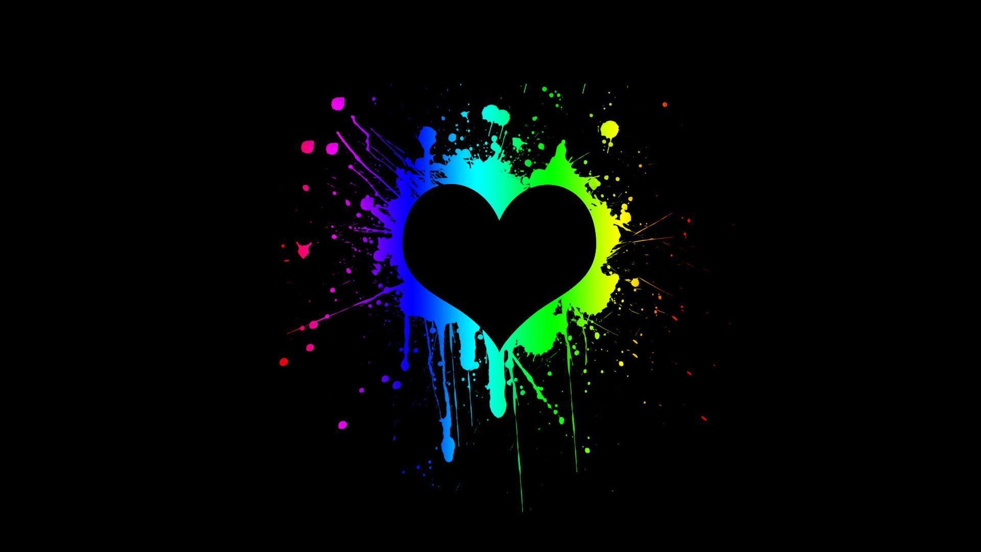 Love Heart Wallpaper 45