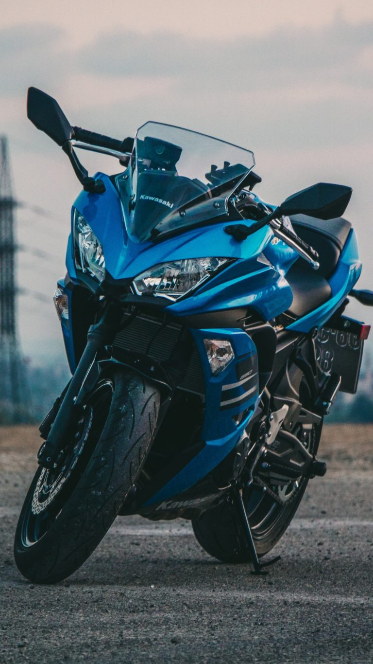 Motorcycle Bike Stylish Wallpaper 1440x2560 768x1365