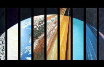 Solar System Wallpaper 05 1920x1080 340x220