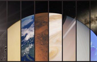 Solar System Wallpaper 06 1920x1080 340x220