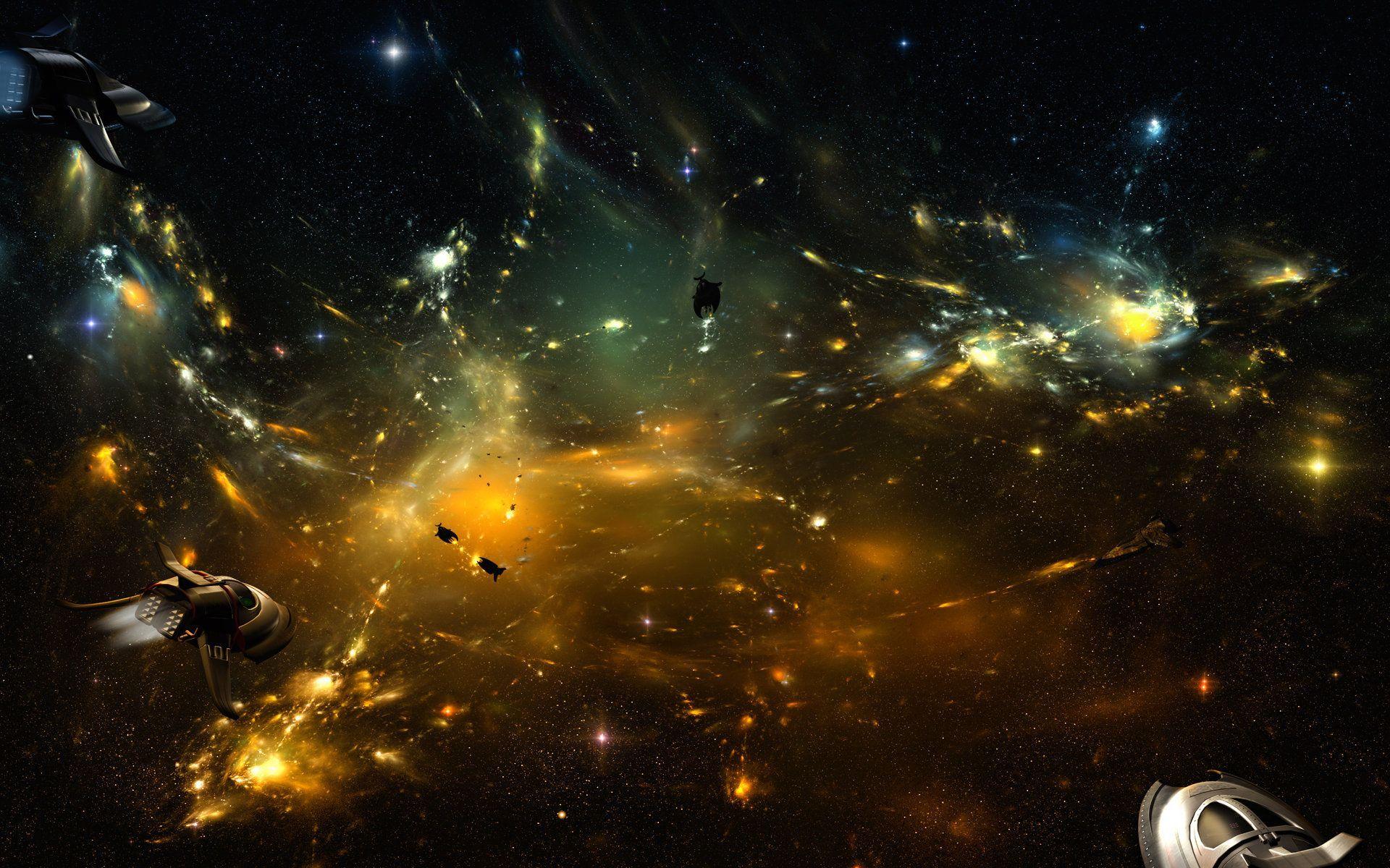 Solar System Wallpaper 08