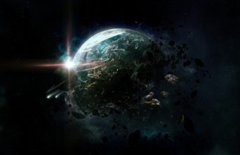 Solar System Wallpaper 09 1920x1200 340x220