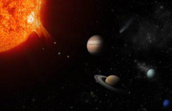 Solar System Wallpaper 10 1600x1000 340x220