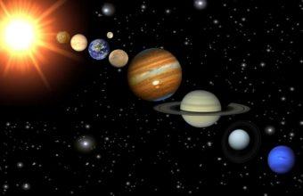 Solar System Wallpaper 11 1440x900 340x220
