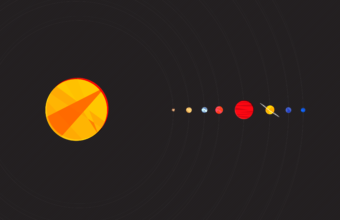 Solar System Wallpaper 13 2880x1800 340x220