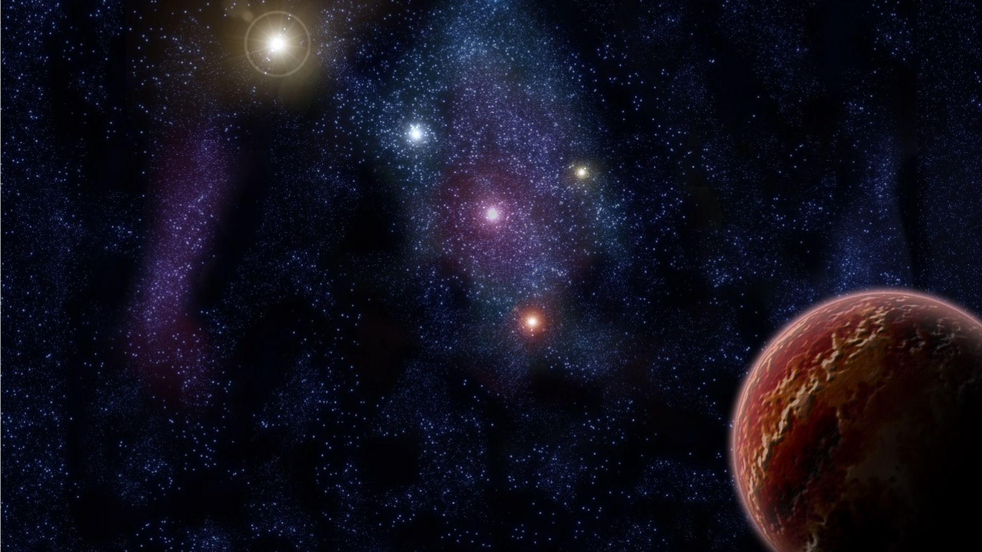 Solar System Wallpaper 16 1920x1080