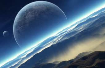 Solar System Wallpaper 17 1440x900 340x220