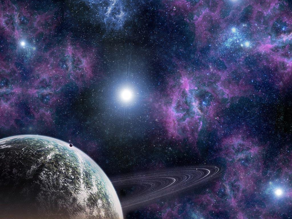 Solar System Wallpaper 21 - [1024x768]