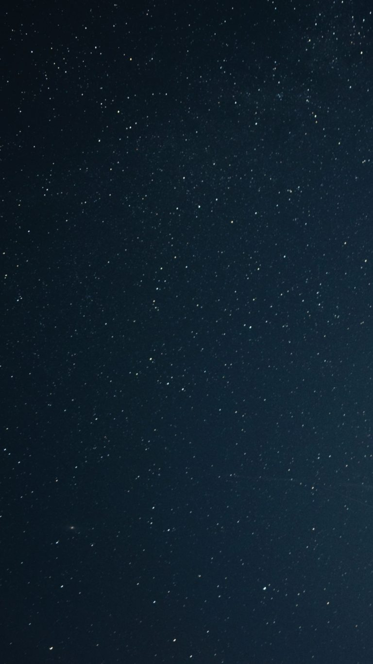 Stars Starry Sky Night Wallpaper 1440x2560 768x1365