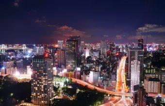 Tokyo Wallpaper 09 1440x900 340x220