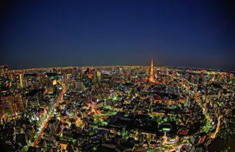 Tokyo Wallpaper 23 2048x1361 340x220