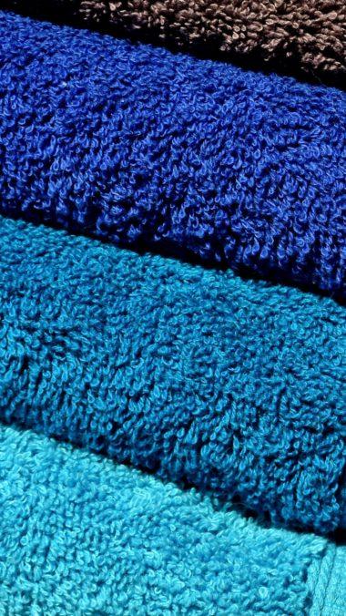 Towel Cloth Terry Wallpaper 1440x2560 380x676