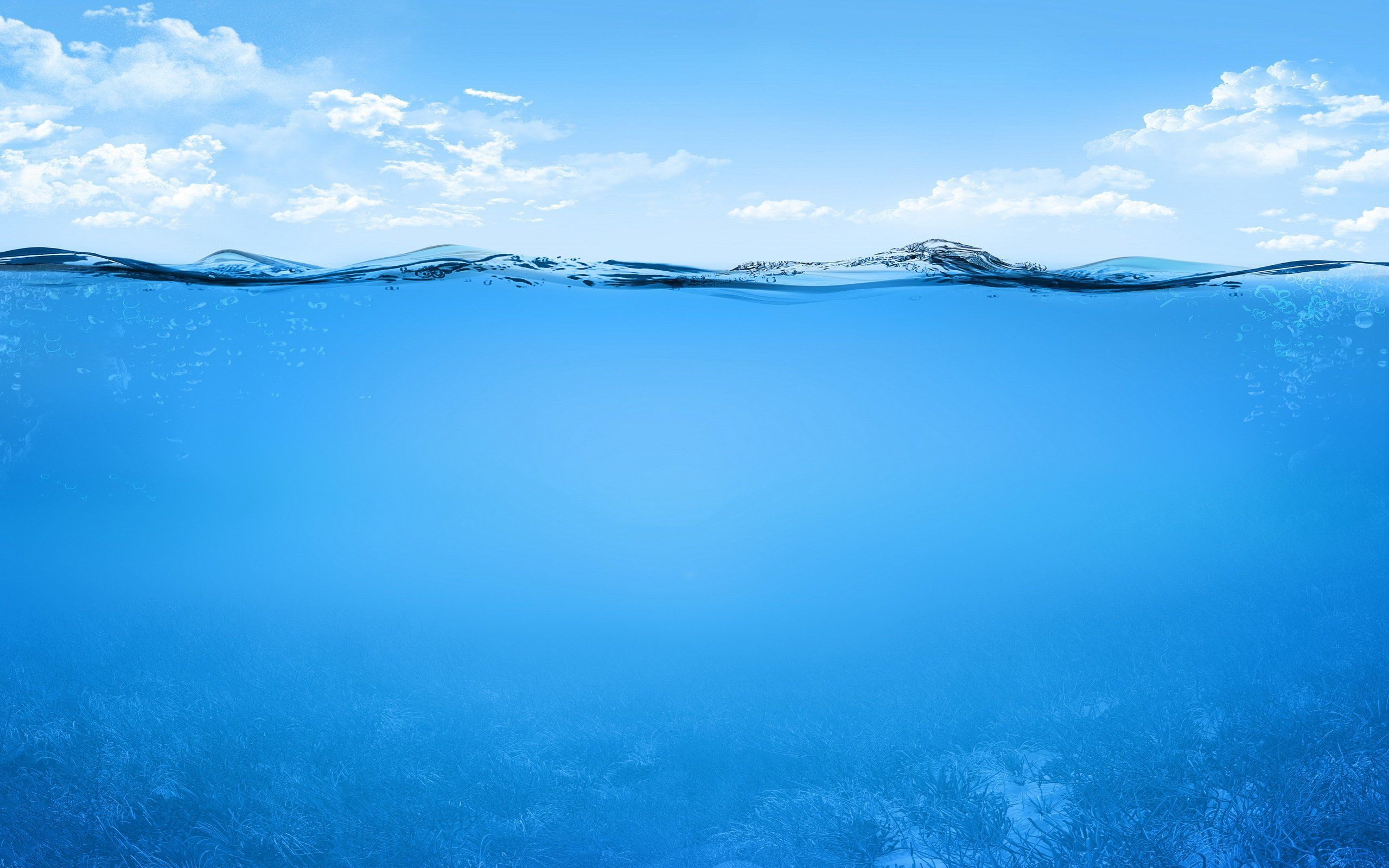 Home Water Filter >> Under Water Wallpaper 25 - [2560x1600]