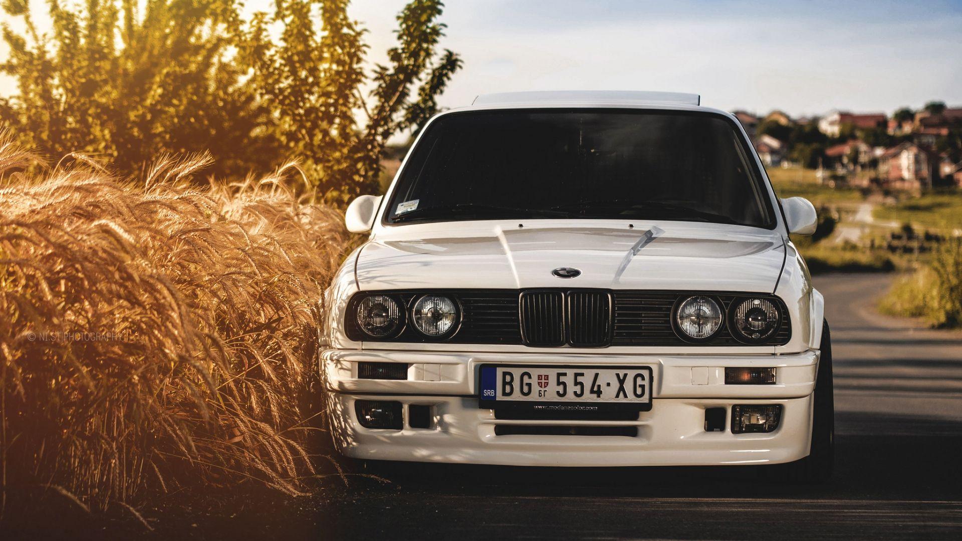 BMW E30 Wallpaper 02 - [1920x1080]