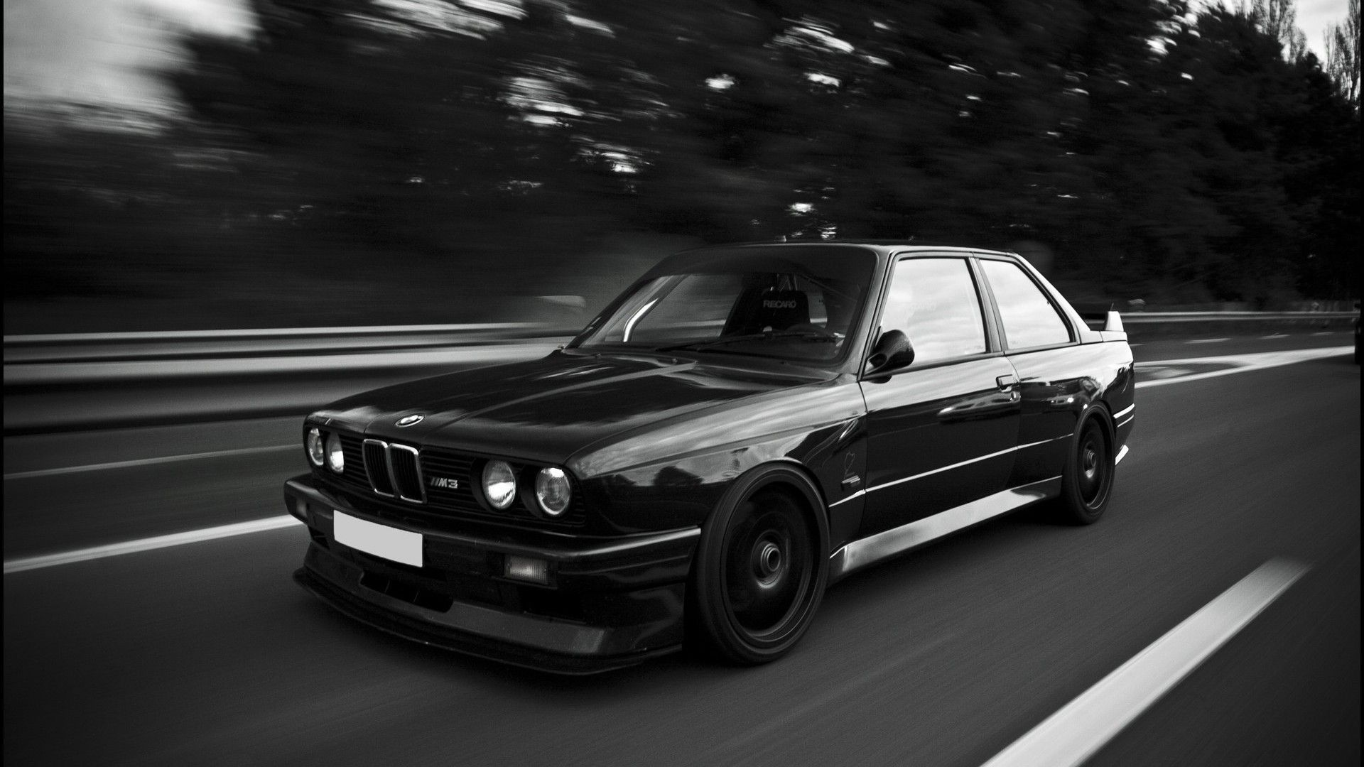 Bmw M3 E30 >> BMW E30 Wallpaper 04 - [1920x1080]