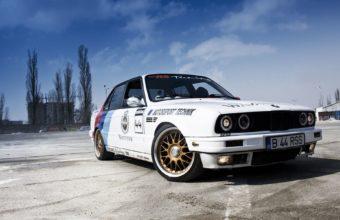 BMW E30 Wallpaper 08 1920x1200 340x220