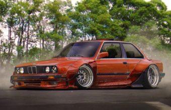 BMW E30 Wallpaper 12 896x504 340x220