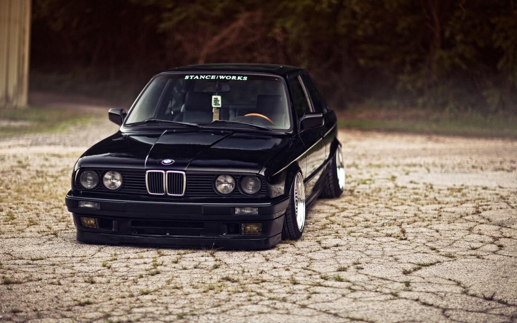 BMW E30 Wallpaper 17