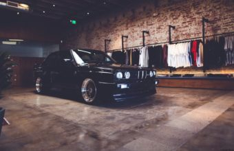 BMW E30 Wallpaper 20 1680x1050 340x220
