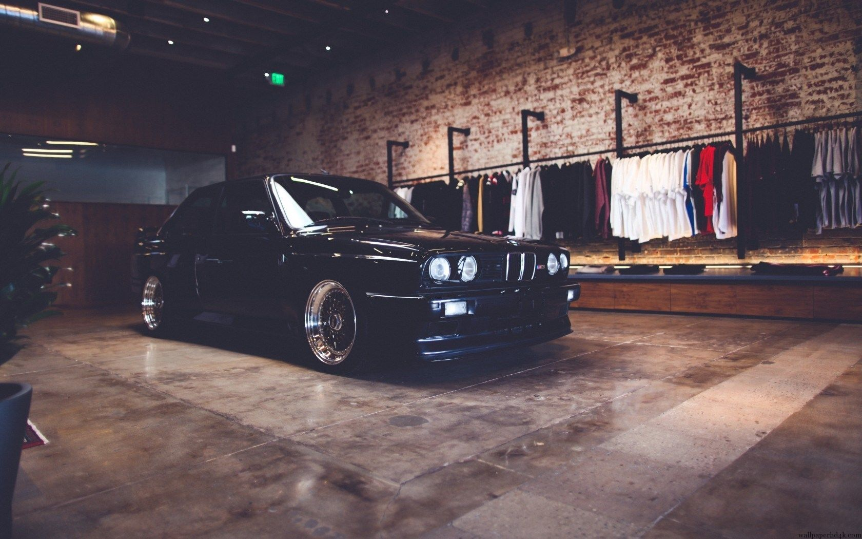 Bmw E30 Wallpaper 20 1680x1050
