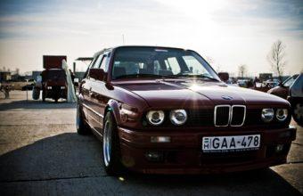 BMW E30 Wallpaper 21 3888x2592 340x220