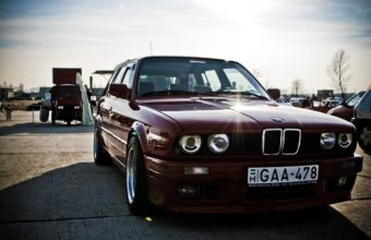 BMW E30 Wallpaper 22 3888x2592 340x220