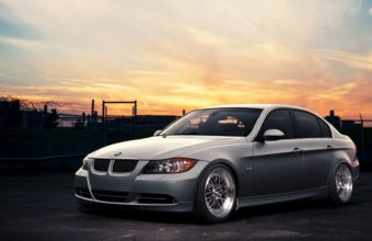 BMW E90 Wallpaper 01 1920x1080 340x220