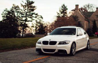 BMW E90 Wallpaper 03 1680x1050 340x220