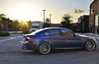 BMW E90 Wallpaper 04 1920x1080 340x220
