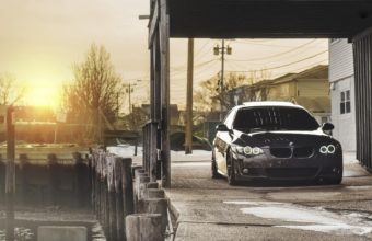BMW E90 Wallpaper 05 1680x1050 340x220
