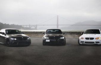 BMW E90 Wallpaper 18 1366x768 340x220