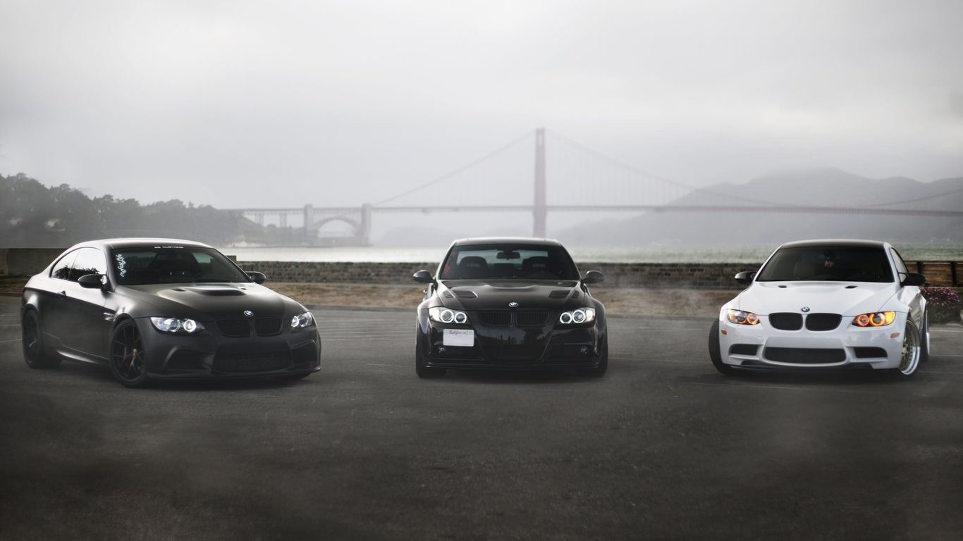 Bmw E90 Wallpapers Hd