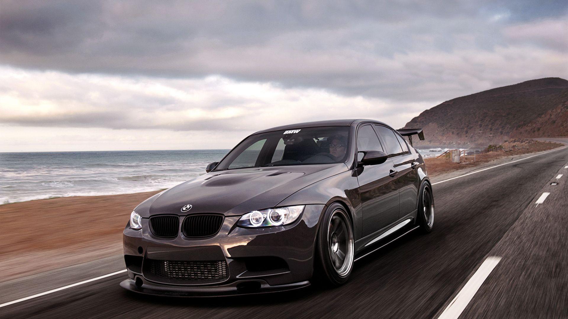 BMW E90 Wallpaper 27 - 1920x1080