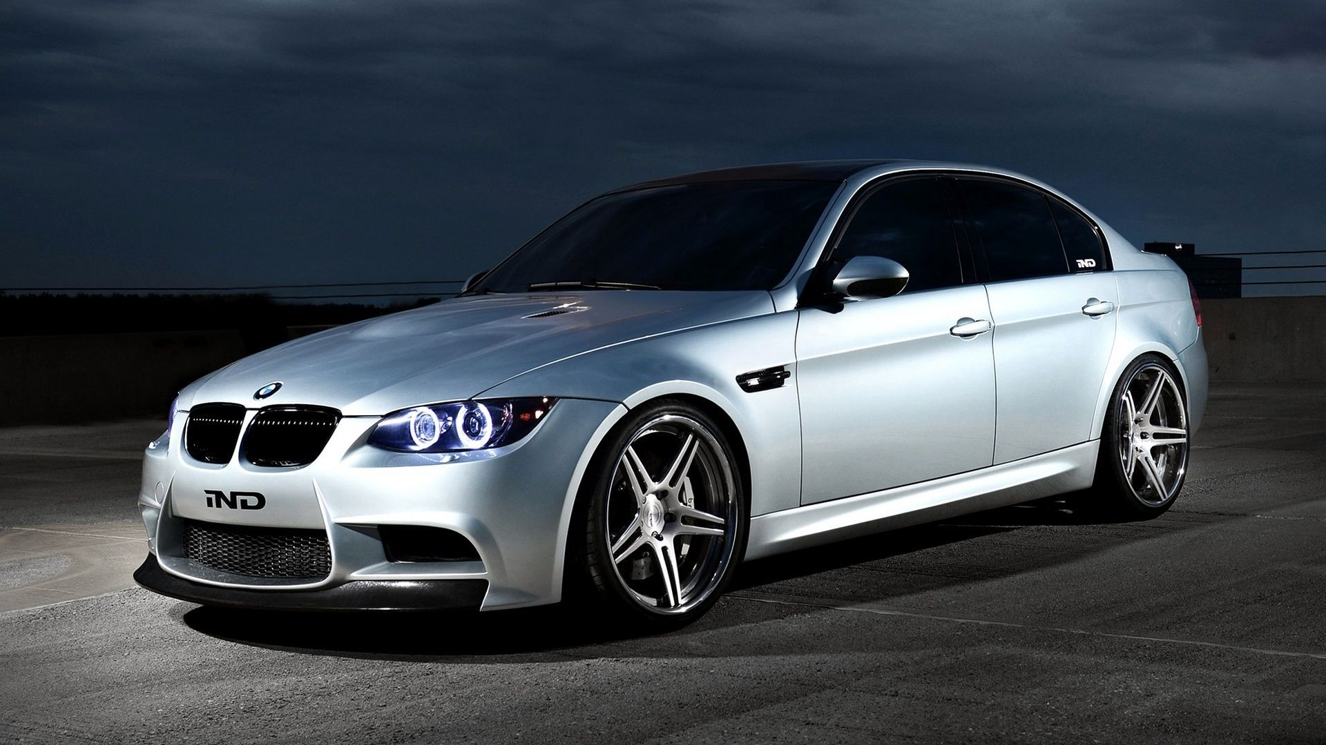 BMW E90 Wallpaper 31 - [1920x1080]