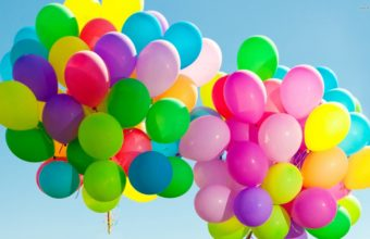 Balloon Wallpaper 05 2560x1600 340x220