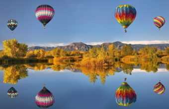 Balloon Wallpaper 09 1920x1200 340x220