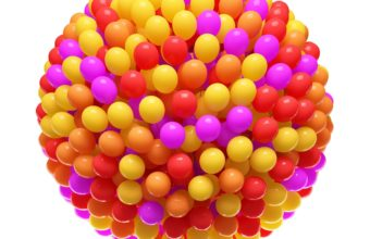 Balloon Wallpaper 15 2560x1600 340x220