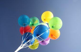 Balloon Wallpaper 16 2880x1800 340x220