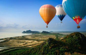 Balloon Wallpaper 21 1920x1200 340x220