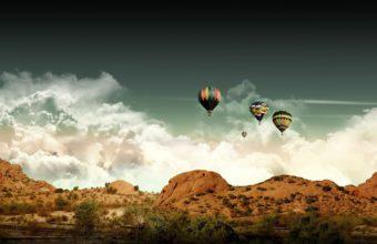 Balloon Wallpaper 23 1920x1200 340x220