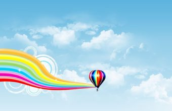 Balloon Wallpaper 29 1600x1200 340x220