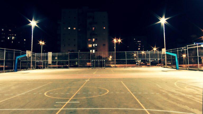 Basketball Court Wallpaper 02 1920x1080 768x432