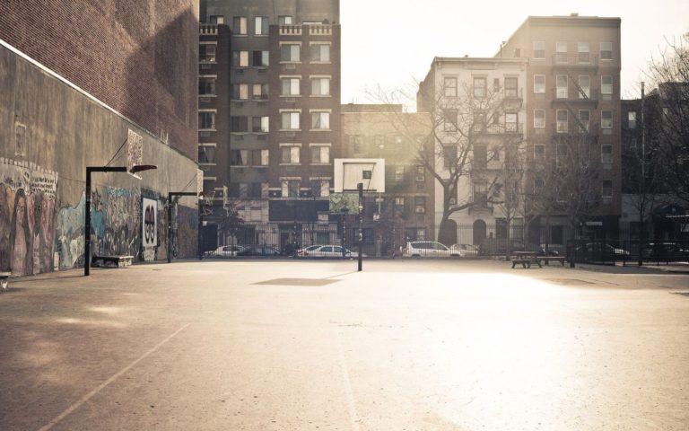 Basketball Court Wallpaper 03 1680x1050 768x480