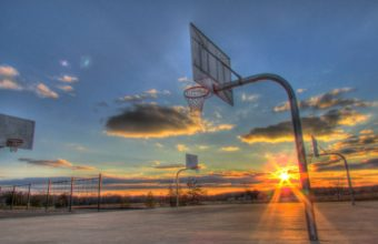 Basketball Court Wallpaper 06 1600x1200 340x220