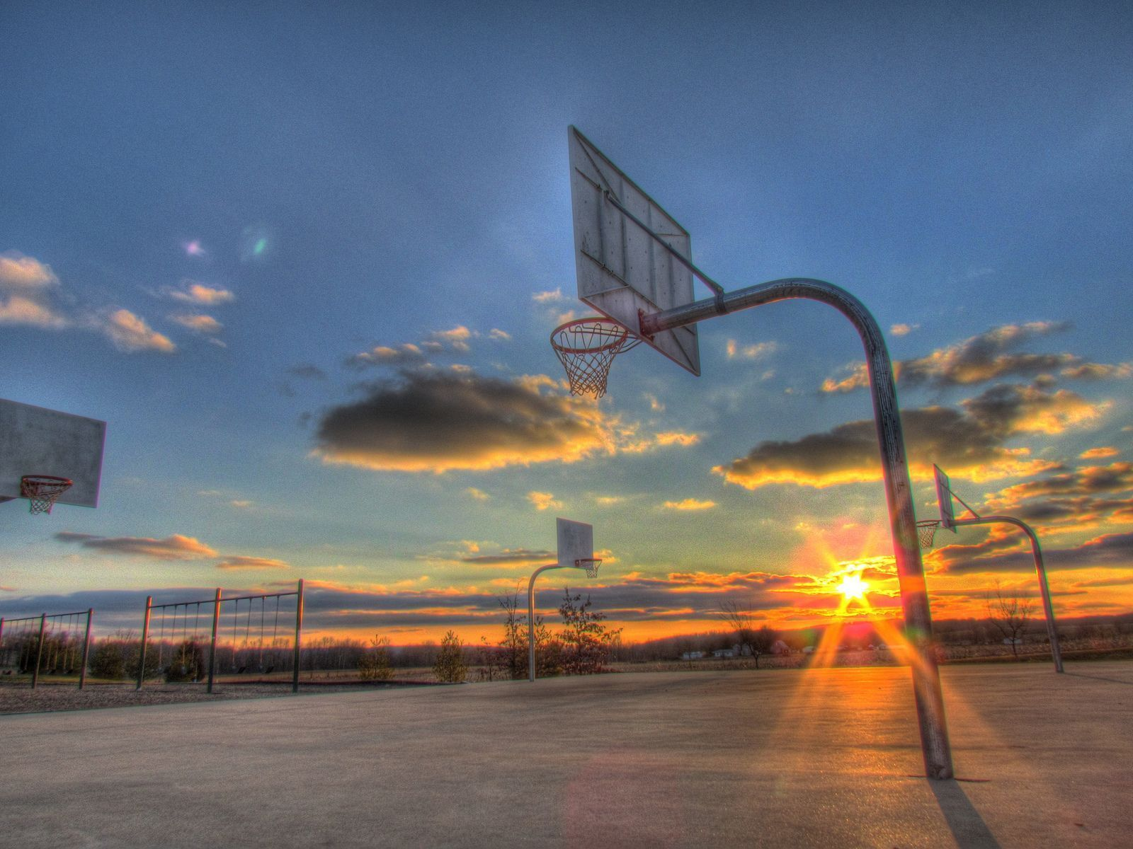 basketball court wallpaper 06 - [1600x1200]